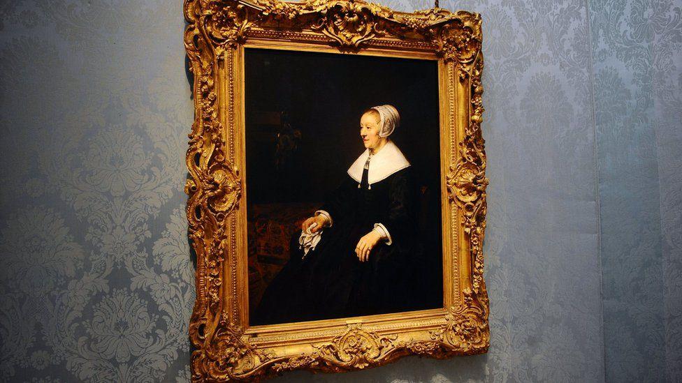 Portrait of Caterina
