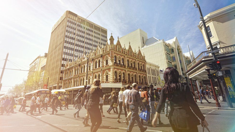 File image of Adelaide