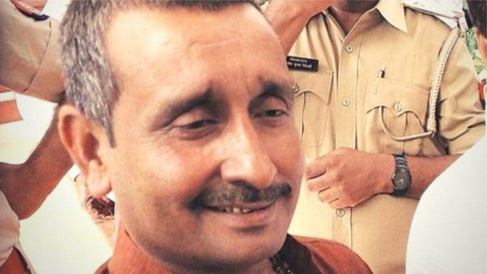 Kuldeep Sengar has denied the allegations against him