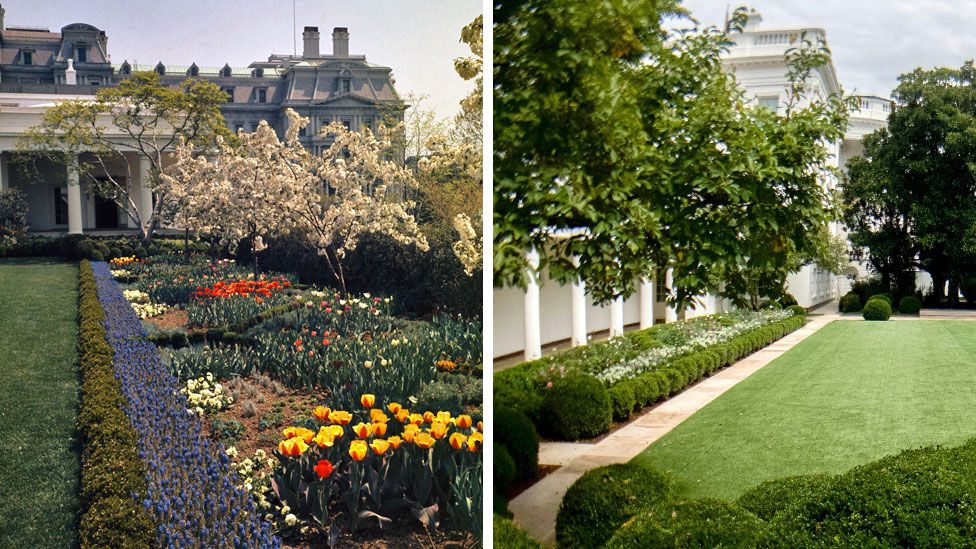 Petition urges US First Lady Jill Biden to restore White House garden to 'former glory' thumbnail