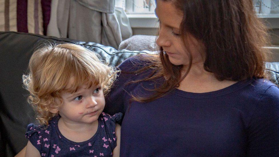 Kirstie and Amy Walkden