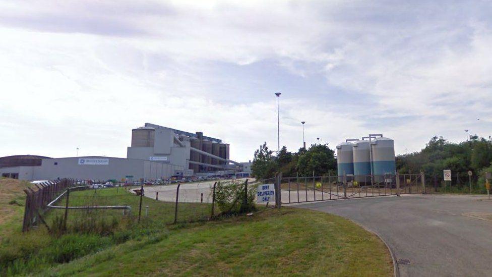British Sugar plant