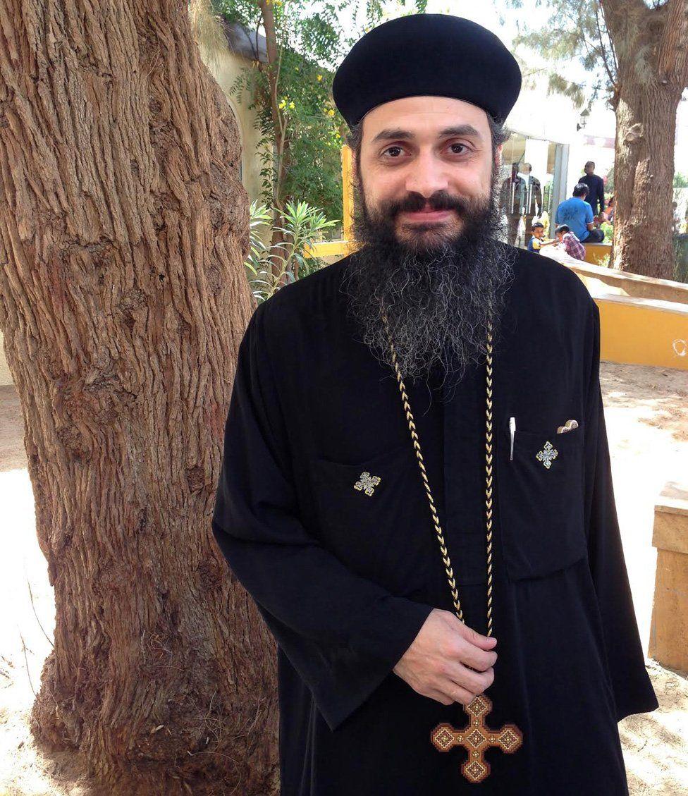 Father Markos of the Coptic Church
