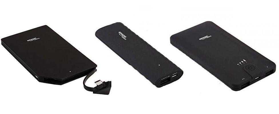 AmazonBasics power packs