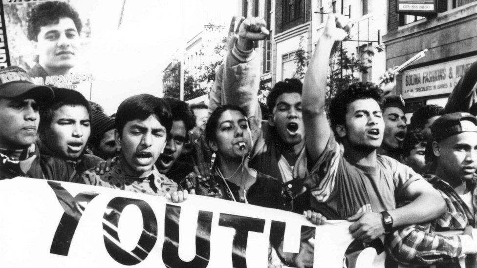 Altab Ali protest