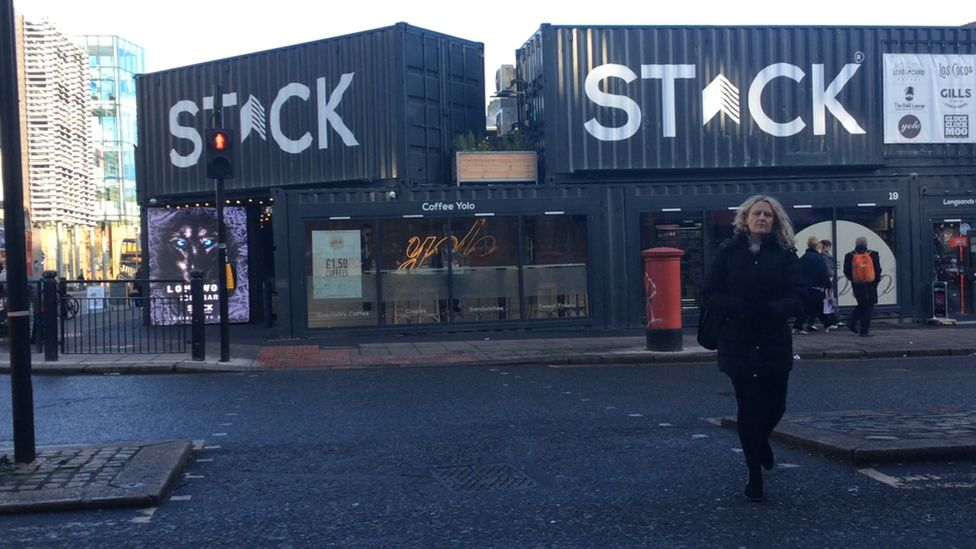 Stack Newcastle