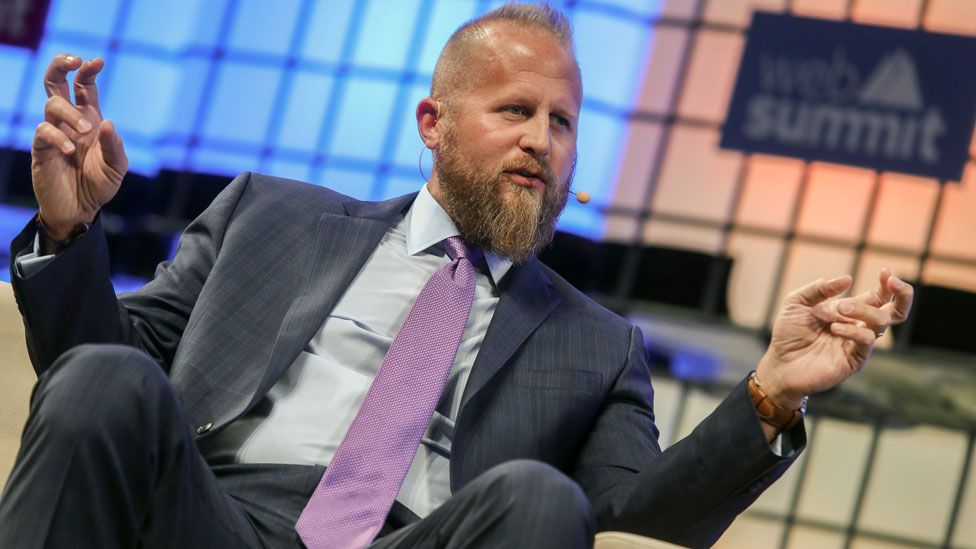Brad Parscale was digital director during the Trump campaign