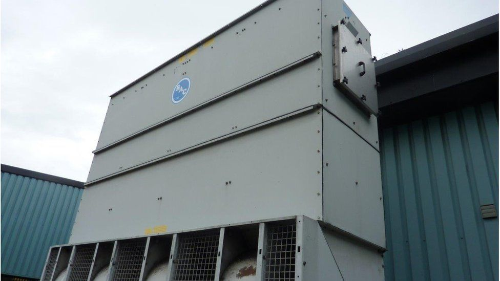 Faltec cooling tower