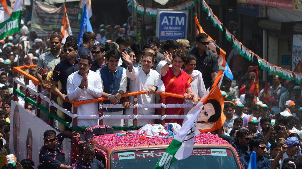 Rahul Gandhi: Can India's Congress leader unseat PM Modi?