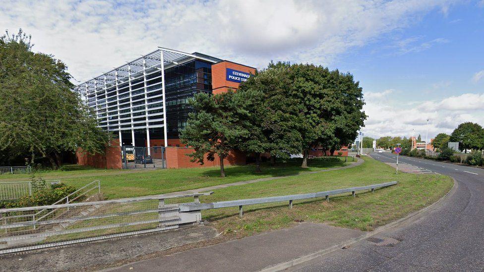 Stevenage Police Station