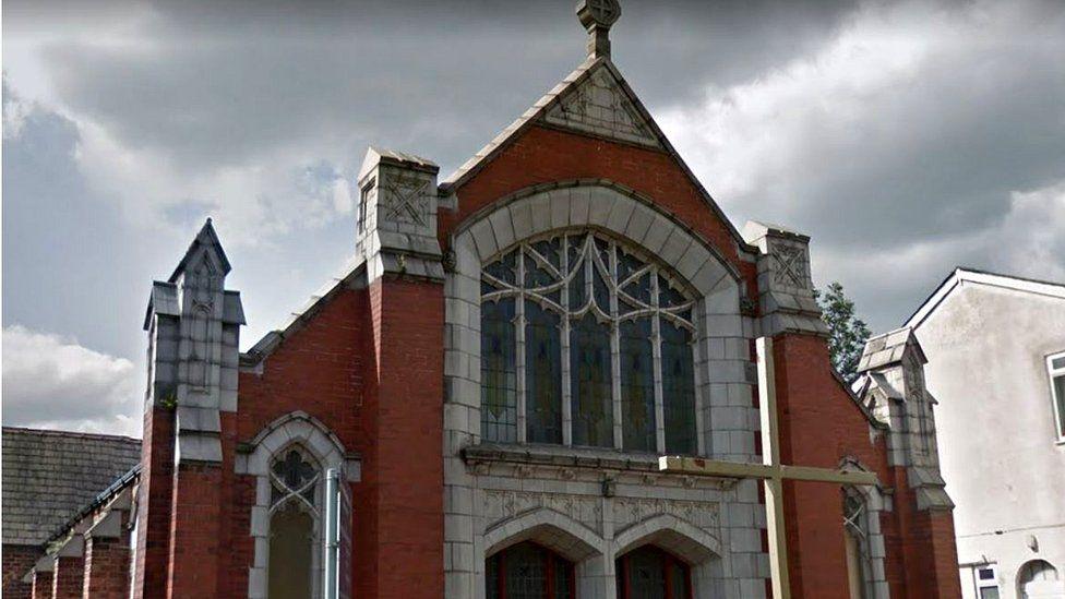 Heaton Park Methodist Church