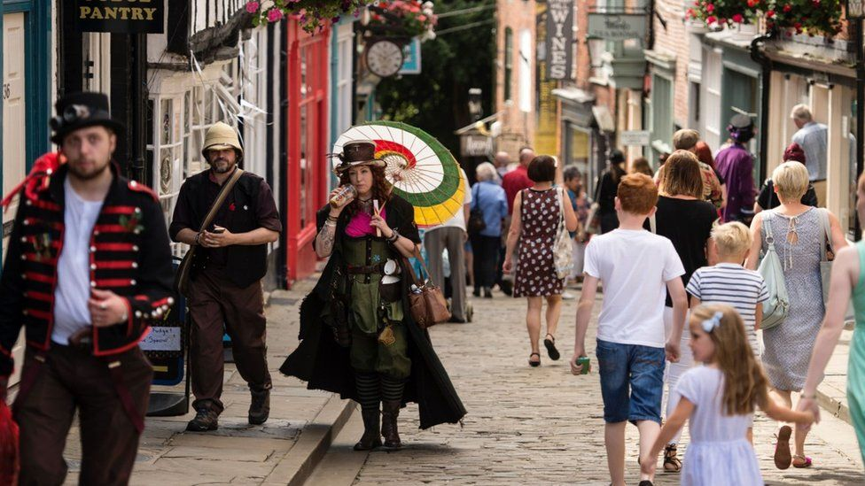 Steampunks in Lincoln