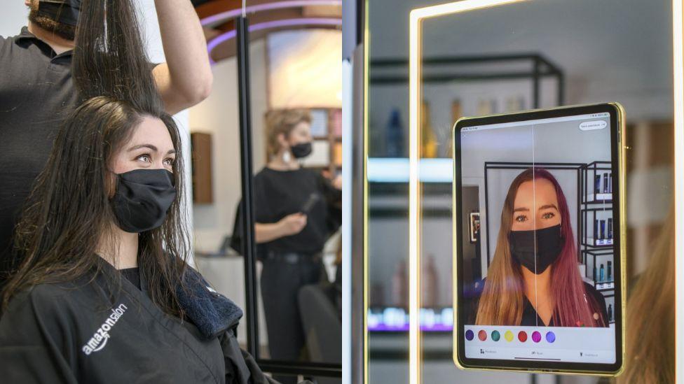 Amazon is opening a hair salon in London thumbnail