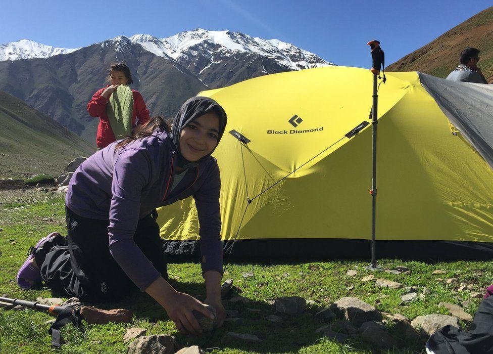 Tè-sreap Afganach