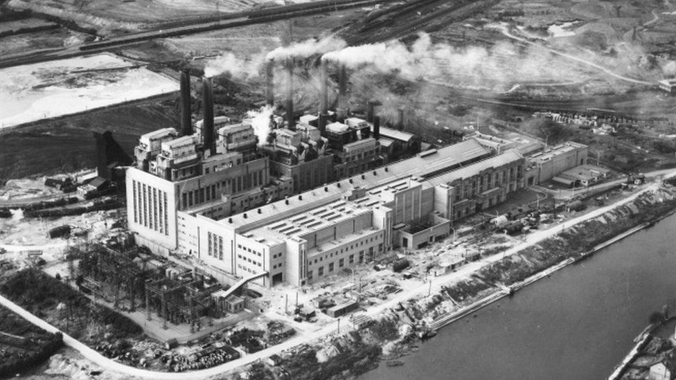 Wilford power station