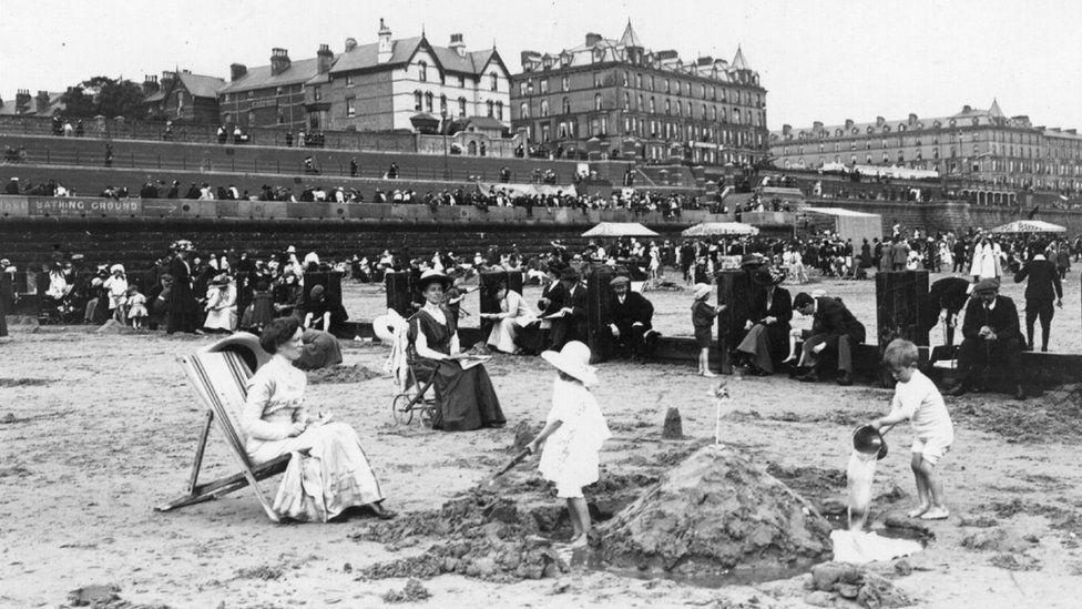 Bridlington, circa 1913