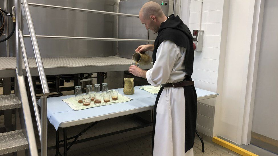Mount Saint Bernard Abbey Leicestershire Trappist beer