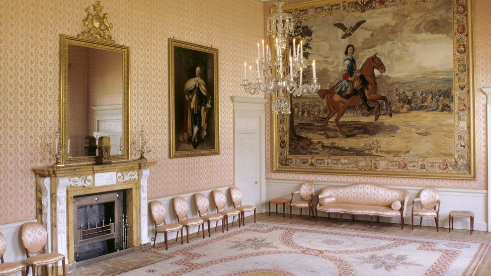 Peter the Great Room at Blickling Hall