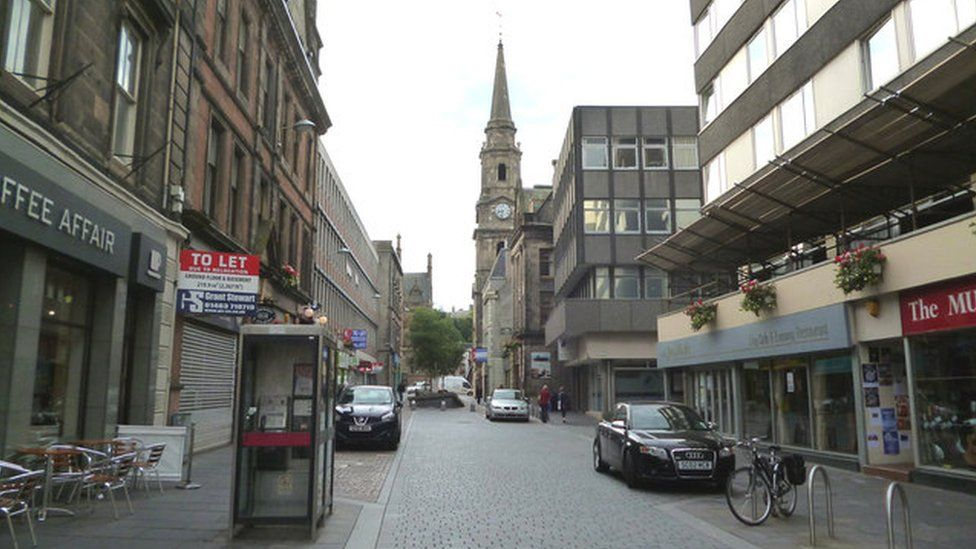Church Street, Inverness