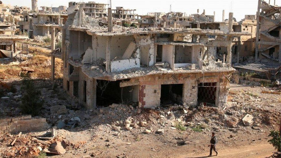 Deraa, 22 June 2017