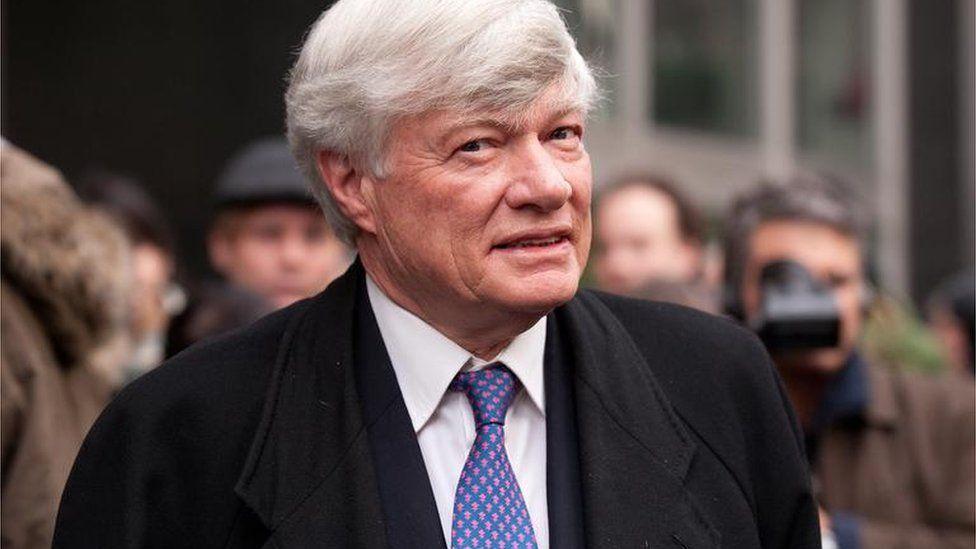 Geoffrey Robertson, barrister