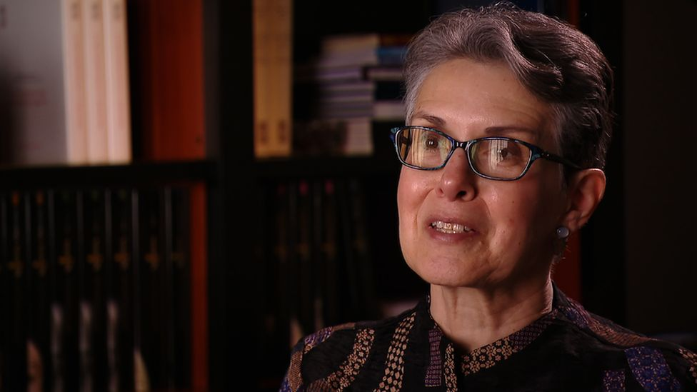 Harvard professor Teresa Amabile