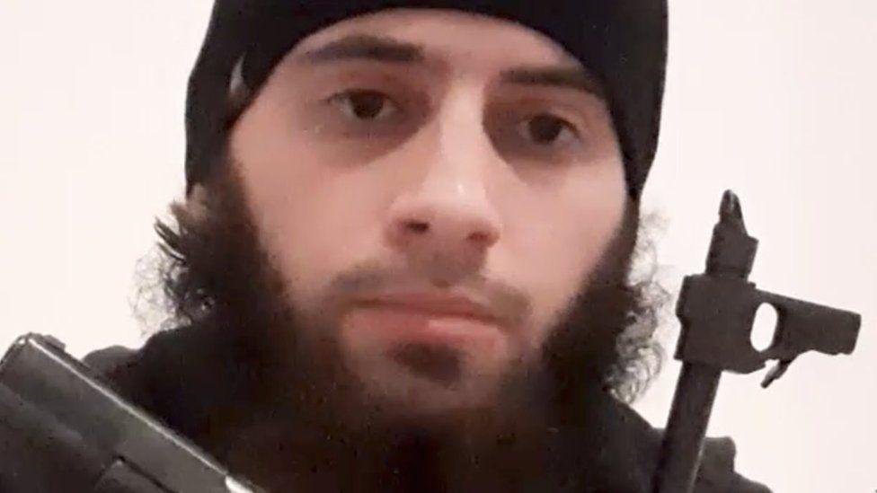 Picture of Vienna gunman