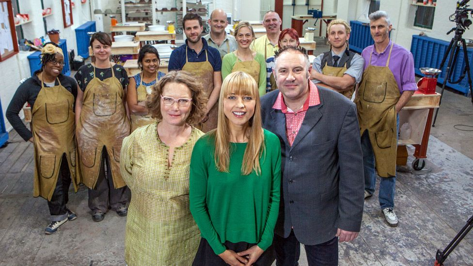 The Great Pottery Throw Down follows Bake Off from BBC to Channel 4