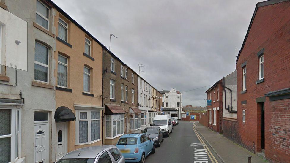 Shannon Street, Blackpool