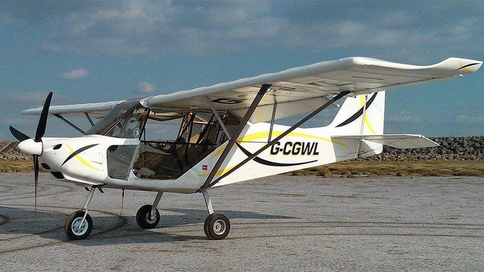 Skyranger Nynja G-CGWL