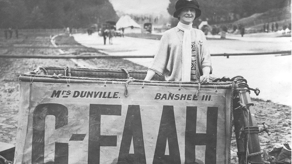 Violet Dunville