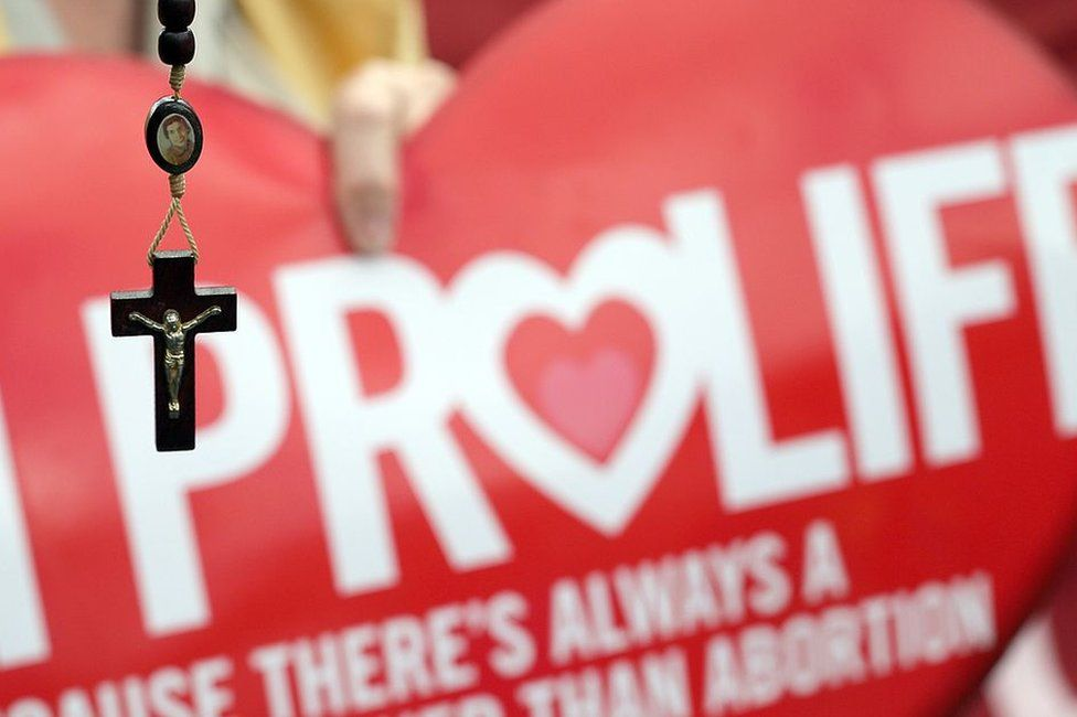 Ireland pro-life poster