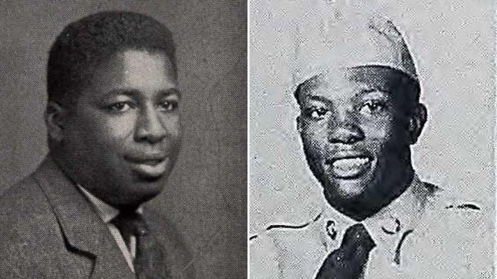 Rufus Manigault and Ernest Carey
