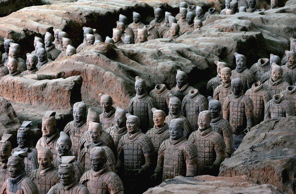 Como fracasso na busca de imperador chinês por 'elixir da vida' deu origem ao Exército de Terracota