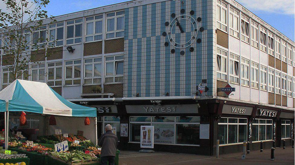 Market Square Harlow