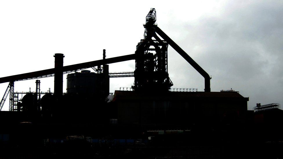 Redcar steel works