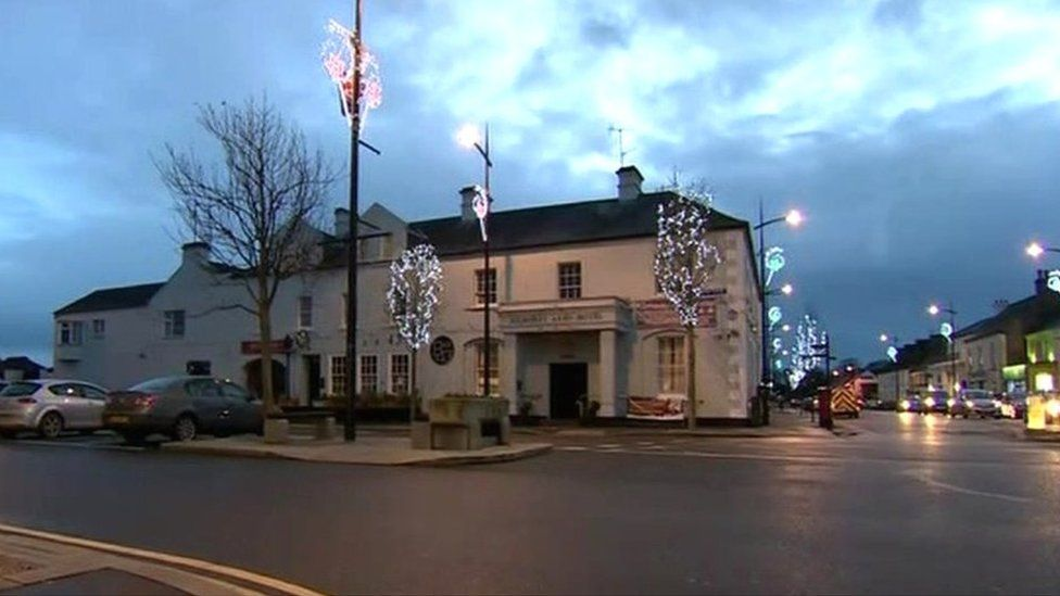 The Kilmorey Arms, which went into administration shortly before Christmas 2014, is now under new ownership