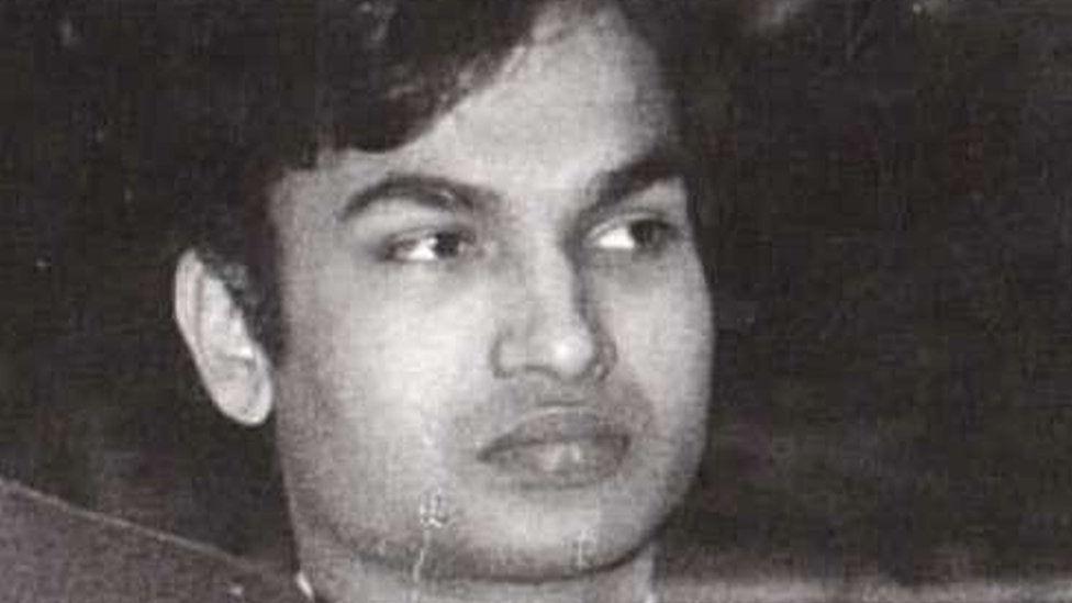 The younger Nirmal Sethia