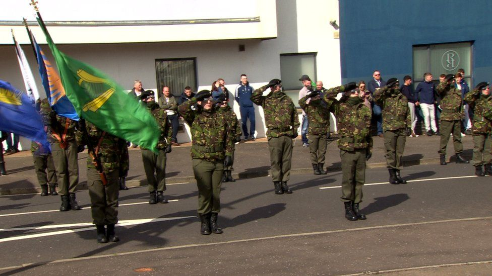 Dissident parade