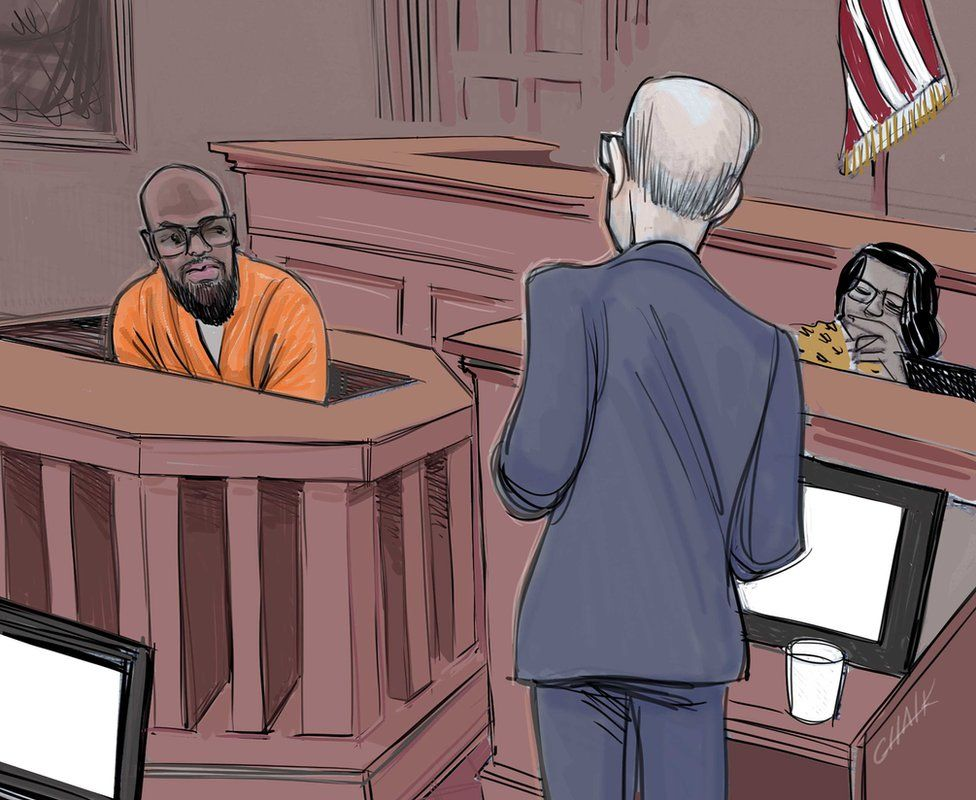 Gondo testifies on the stand
