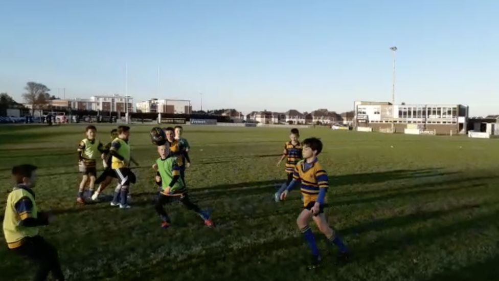 Bangor primary seven rugby primary