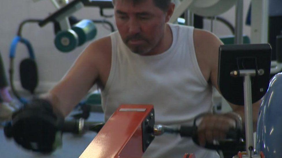 Reach for Health gym