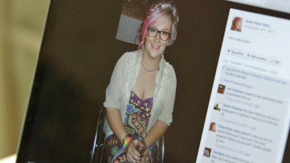 Emily's photo of Facebook