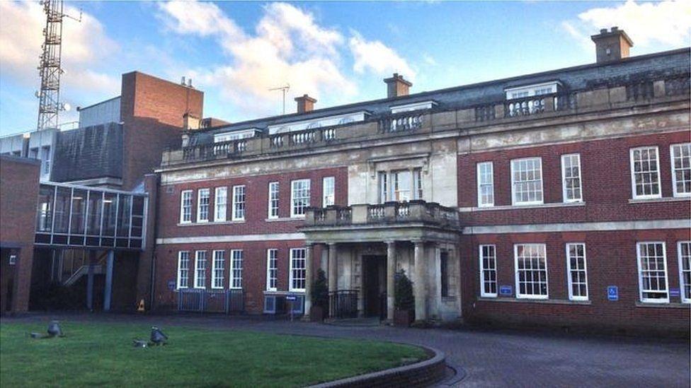 Wootton Hall