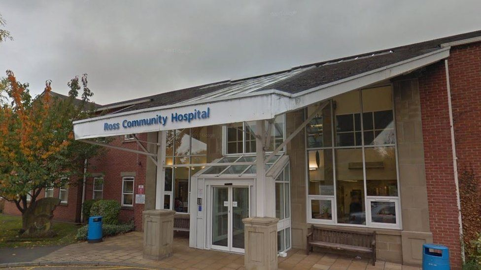 Ross-on-Wye community hospital