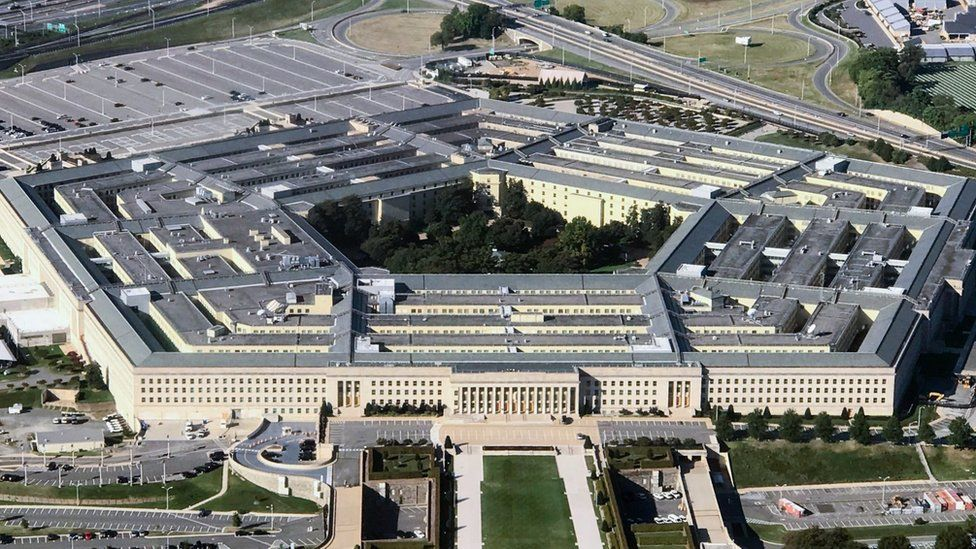 The Pentagon contract will be worth $10bn over the next 10 years
