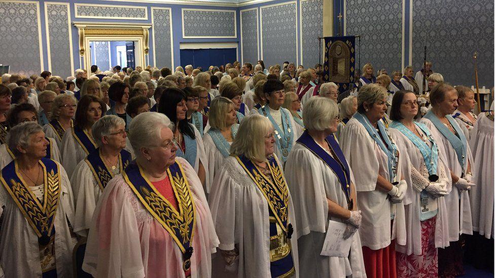 Order of Women Freemasons