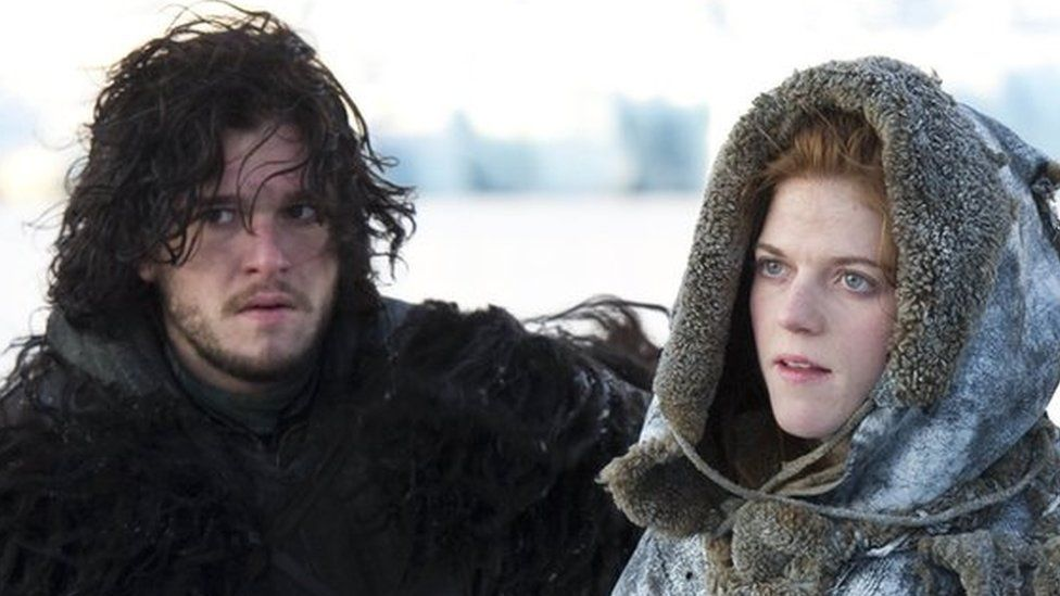 Game Of Thrones Kit Harington And Rose Leslie S Scottish Wedding