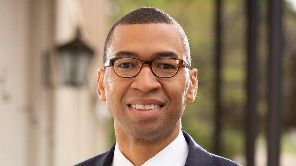 Steven Reed, a county probate judge, has become Montgomery's first elected black mayor in its 200-year history