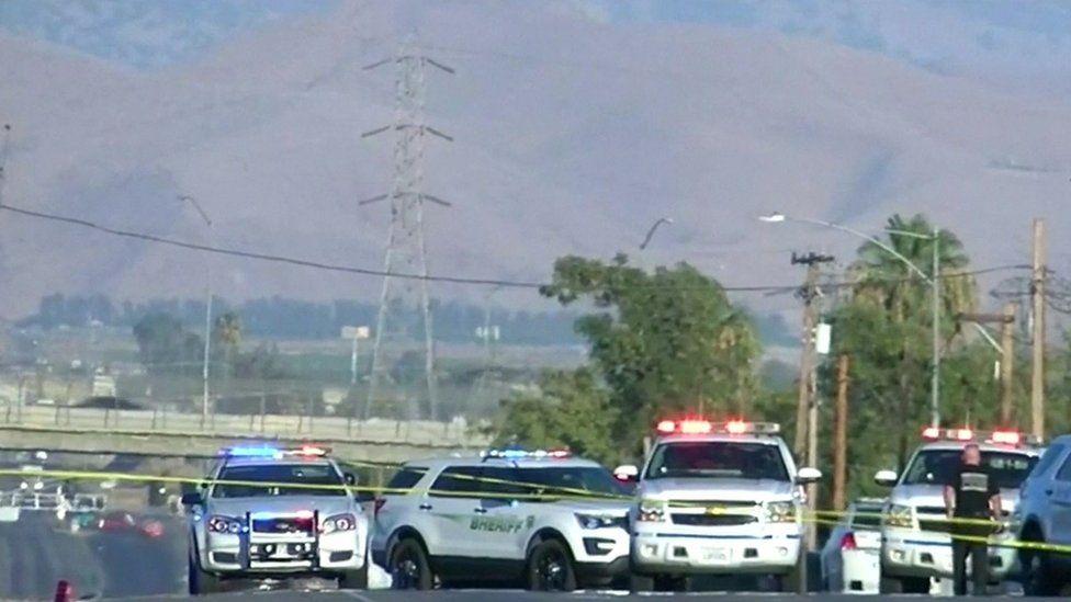Police in Bakersfield, California